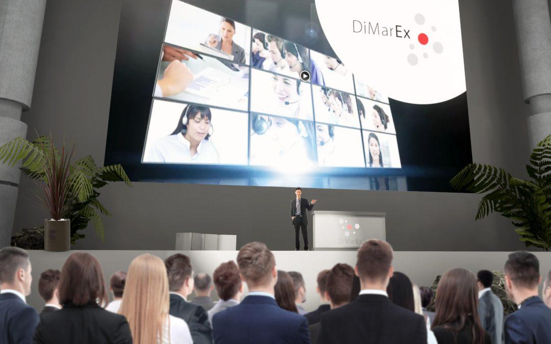 Virtuelle Messe für B2B Marketing und E-Commerce