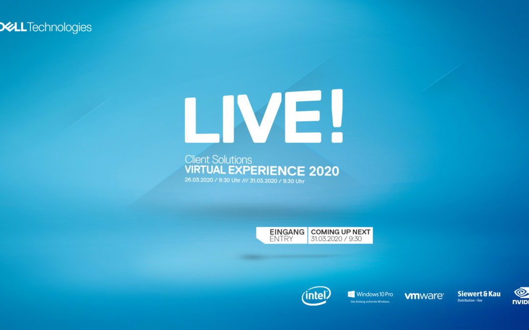 Client Solutions VIRTUAL EXPERIENCE 2020