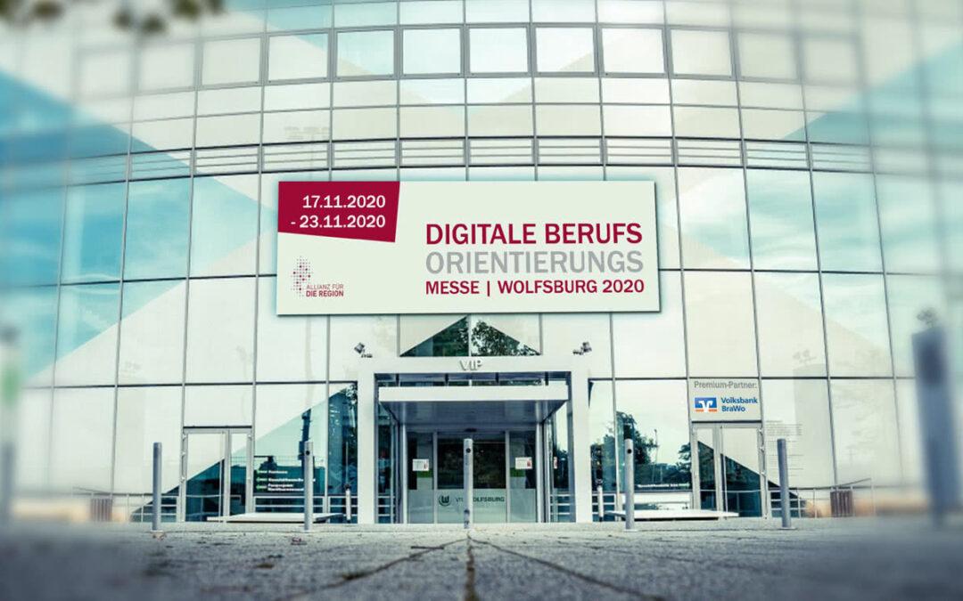 Digitale Berufsorientierungsmesse Wolfsburg