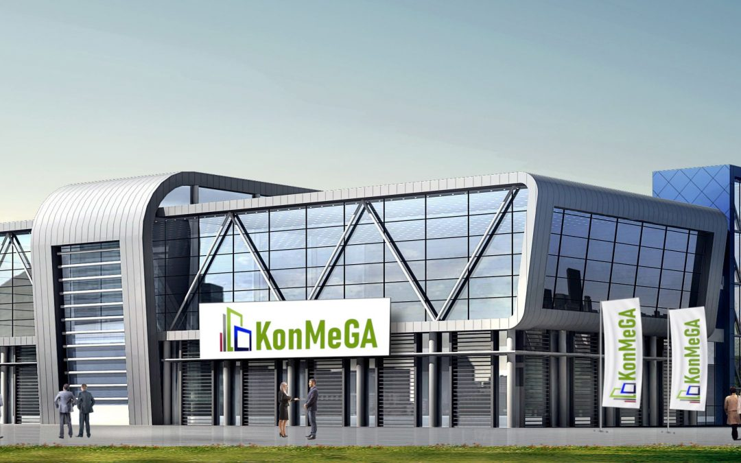 KonMeGA – virtuelle Kongress-Messe für Gebäude-Automation