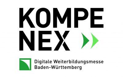 KOMPENEX BW – Die erste digitale Weiterbildungsmesse in Baden-Württemberg