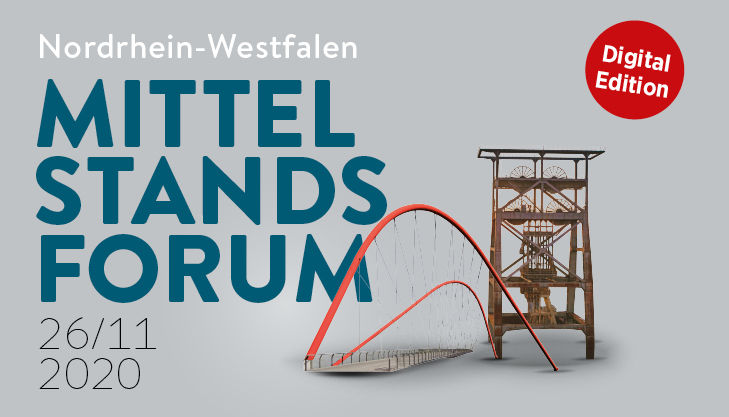 Mittelstandsforum NRW 2020 – Digital Edition