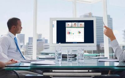 ecosero – die DSGVO-konforme Videokonferenz-Plattform