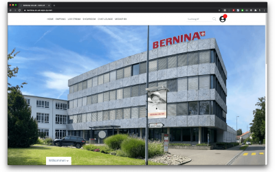 Bernina On Air – Fachhandelstagung 2020