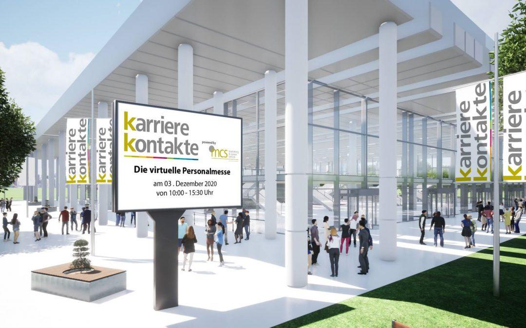 Virtuelle Personalmesse der Universität Regensburg Karriere-Kontakte