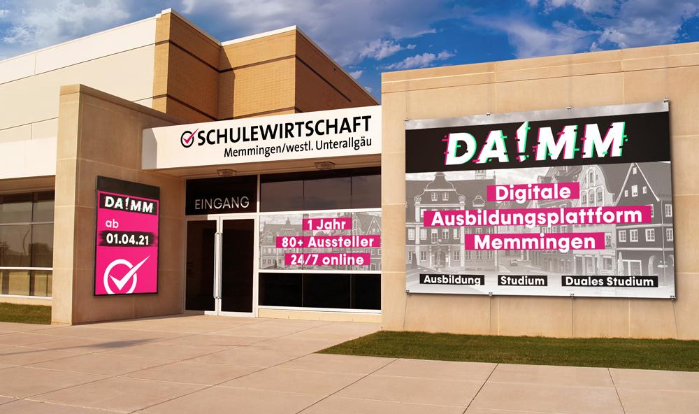 DA!MM – Digitale Ausbildungsplattform Memmingen