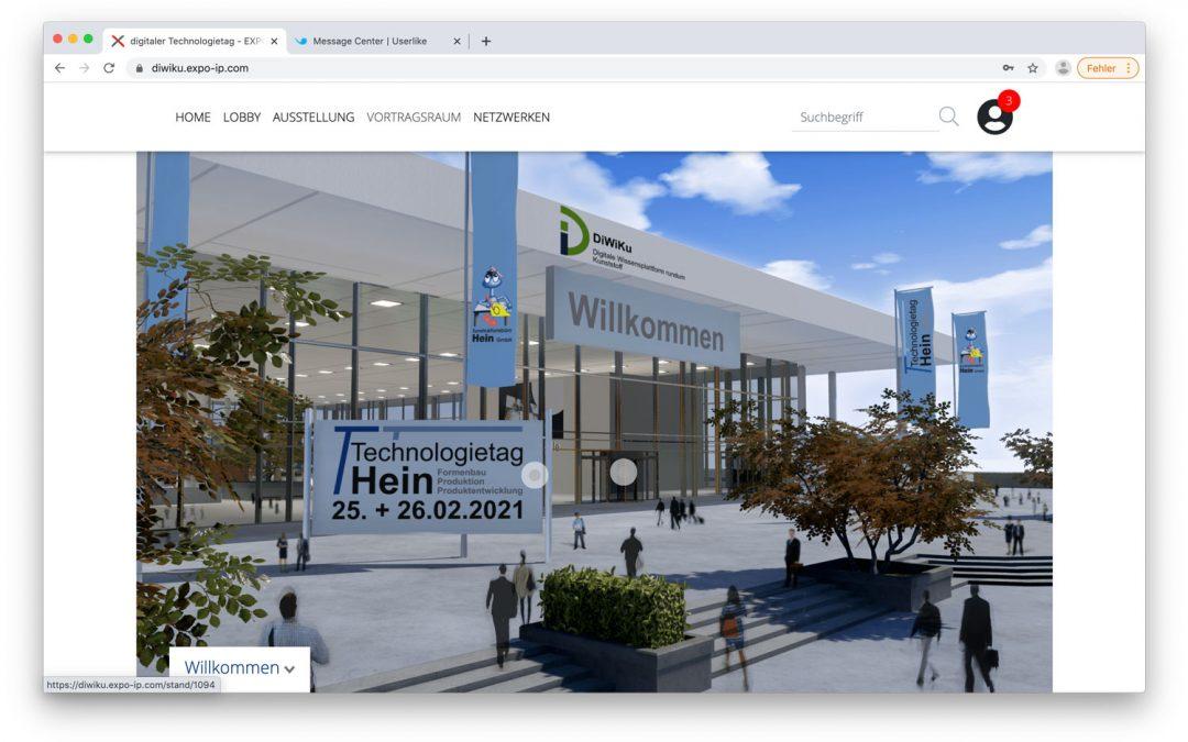25. Technologietag Konstruktionsbüro Hein