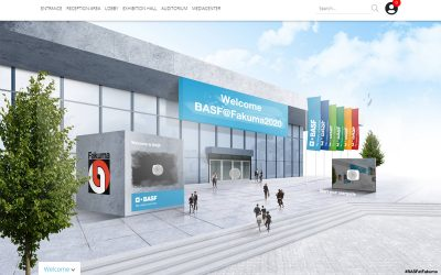 BASF@Fakuma 2020. Die erste virtuelle Messe für BASF