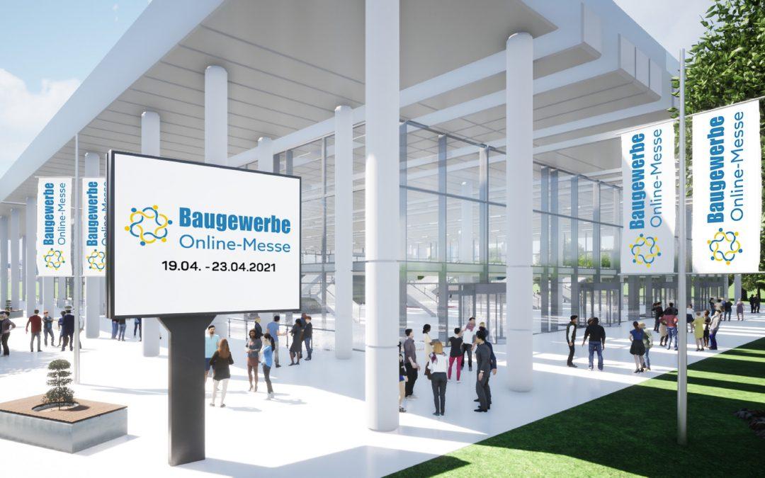 Baugewerbe Online-Messe