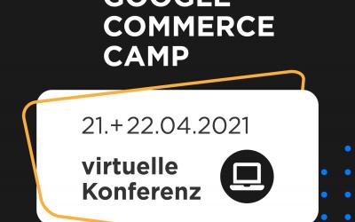 Google Commerce Camp 2021
