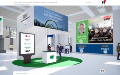 Das Jahr 2021 steht im Zeichen der Chancen – Unser IT-Forum 2021 sprach für sich!