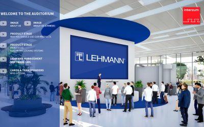 LEHMANN at interzum 2021