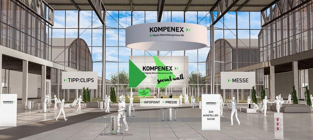 KOMPENEX@BW 2021 – neu aufgelegt