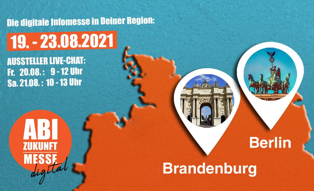 ABI Zukunft digital 2021 | Berlin und Brandenburg