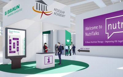 NutriTalks – Digitaler Dialog von B. Braun und Aesculap