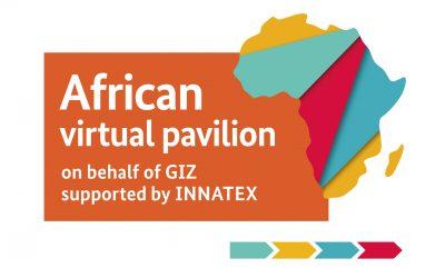 GIZ: Virtual African Pavilion – Digitale Verlängerung der INNATEX Textile Fair